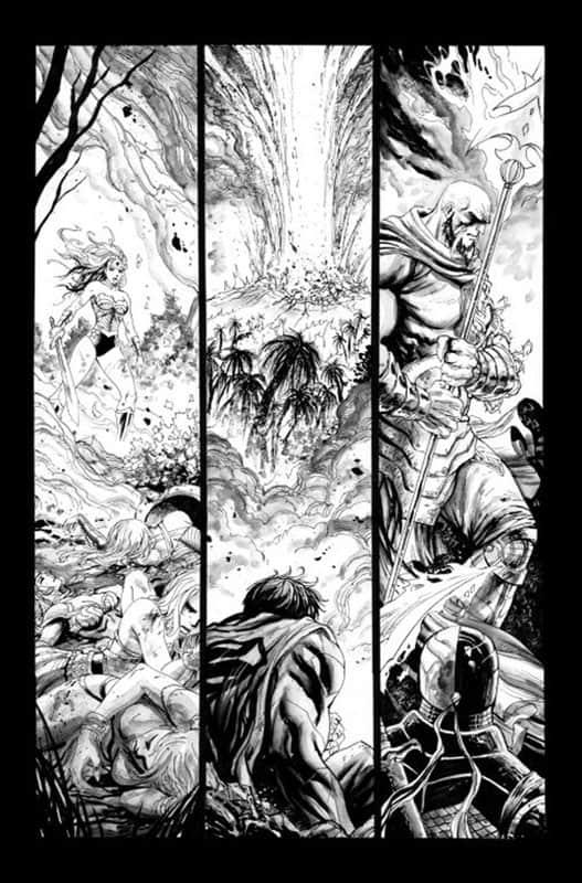 Deathstroke #10 pg 5