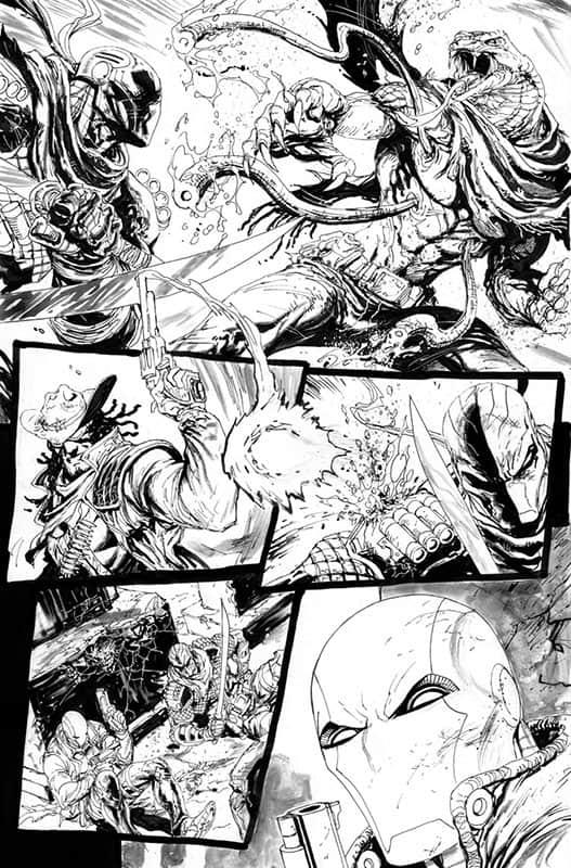 Deathstroke #17 pg13