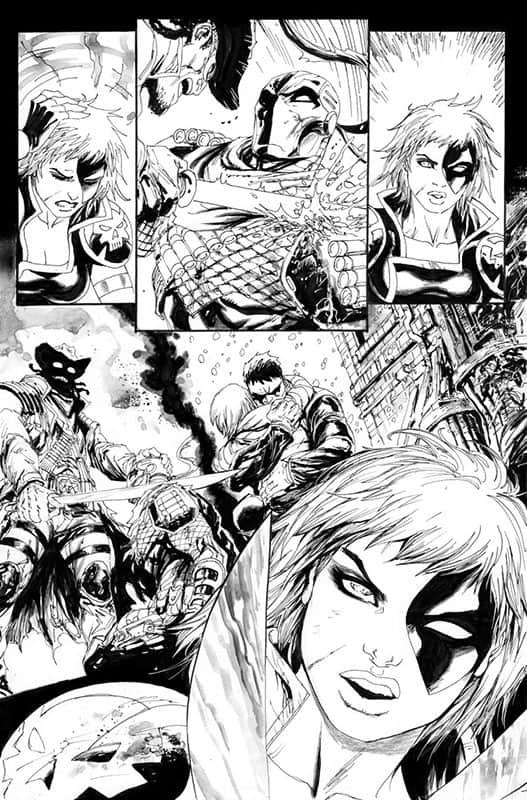Deathstroke #17 pg16