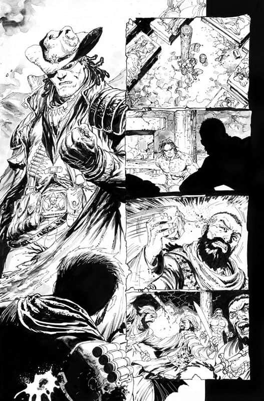 Deathstroke #17 pg 5