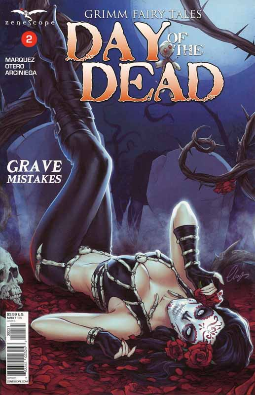 Day of the Dead # 2 Cover C