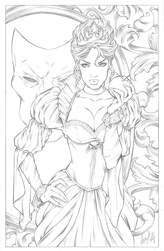 Fairy Tales-Evil Queen