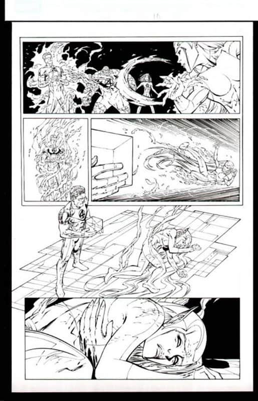 Ultimate Fantastic Four #50 pg10