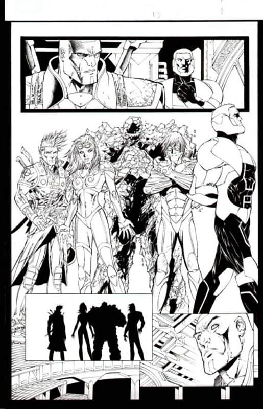 Ultimate Fantastic Four #50 pg13