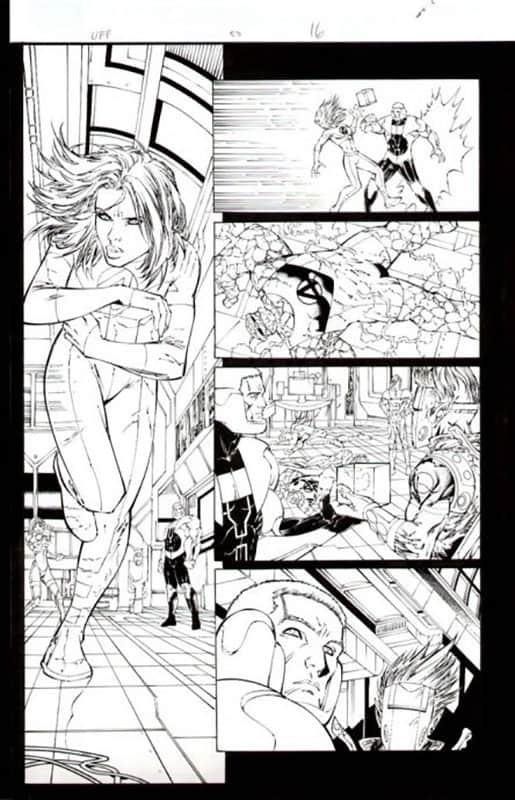 Ultimate Fantastic Four #50 pg16