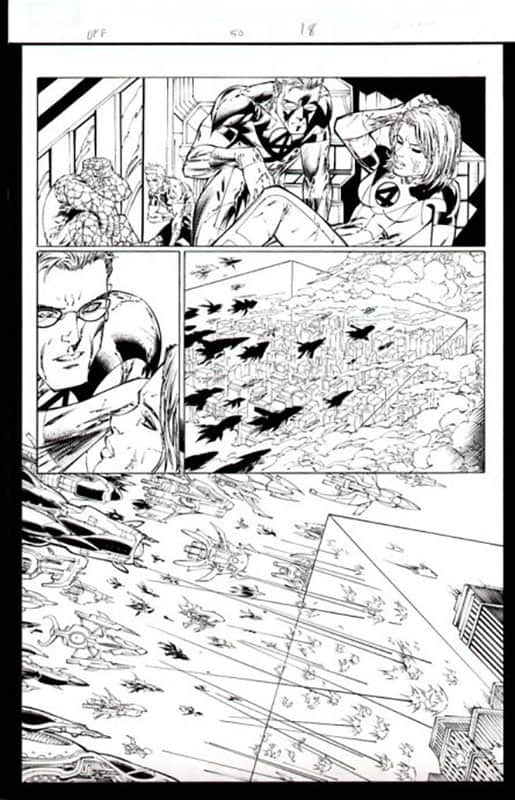 Ultimate Fantastic Four #50 pg18