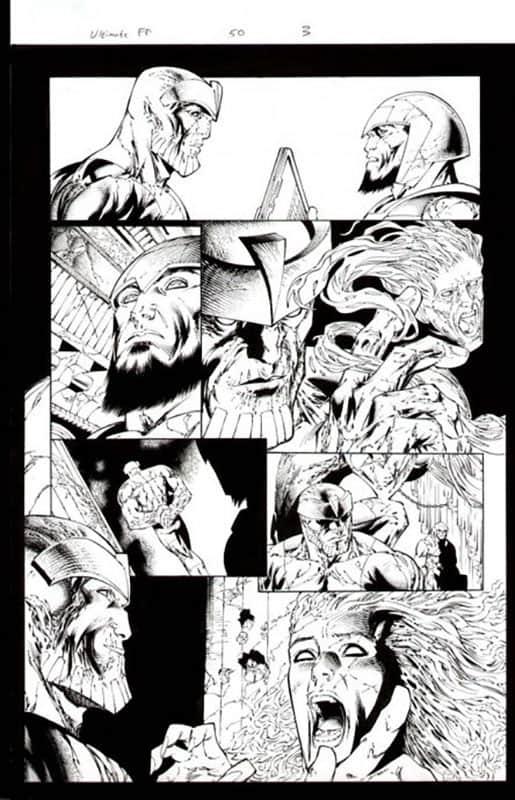 Ultimate Fantastic Four #50 pg 3