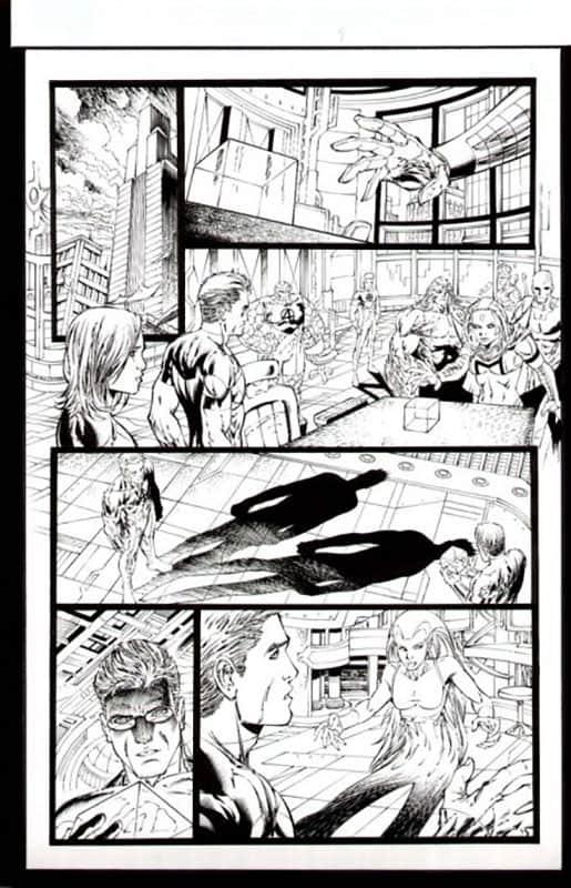 Ultimate Fantastic Four #50 pg 8