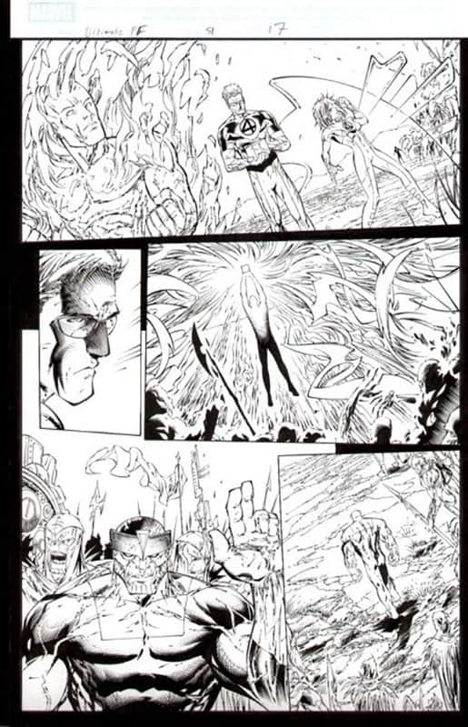 Ultimate Fantastic Four #51 pg17