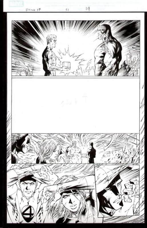 Ultimate Fantastic Four #51 pg19