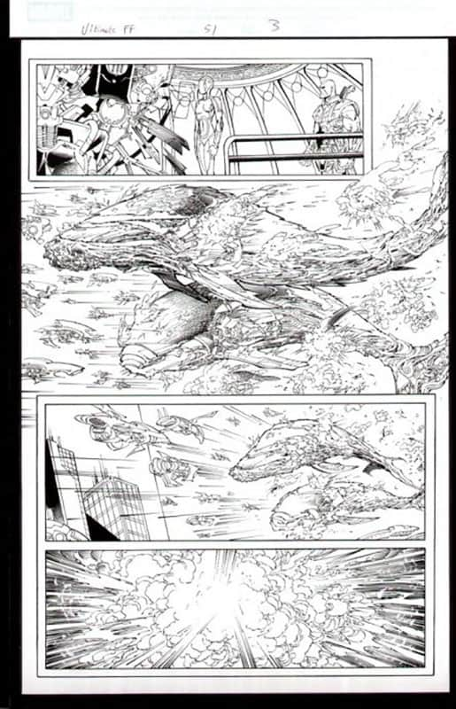 Ultimate Fantastic Four #51 pg 3