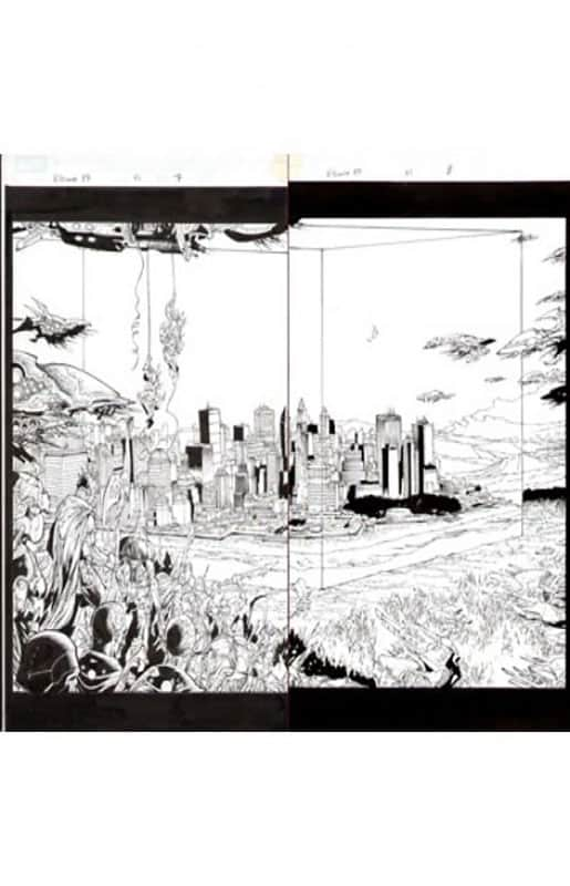 Ultimate Fantastic Four #51 pg 7 & 8