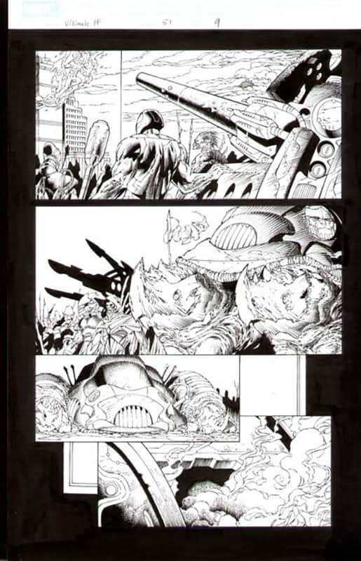 Ultimate Fantastic Four #51 pg 9