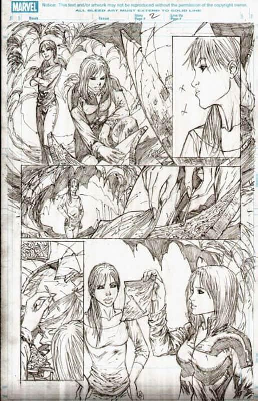 Ultimate Fantastic Four #54 pg 2