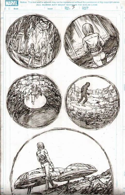 Ultimate Fantastic Four #54 pg 4
