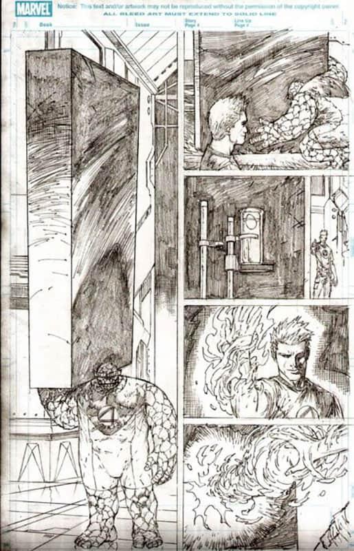 Ultimate Fantastic Four #54 pg 6