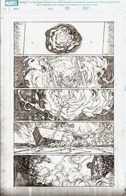 Ultimate Fantastic Four #54 pg 7