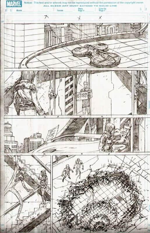 Ultimate Fantastic Four #54 pg 8
