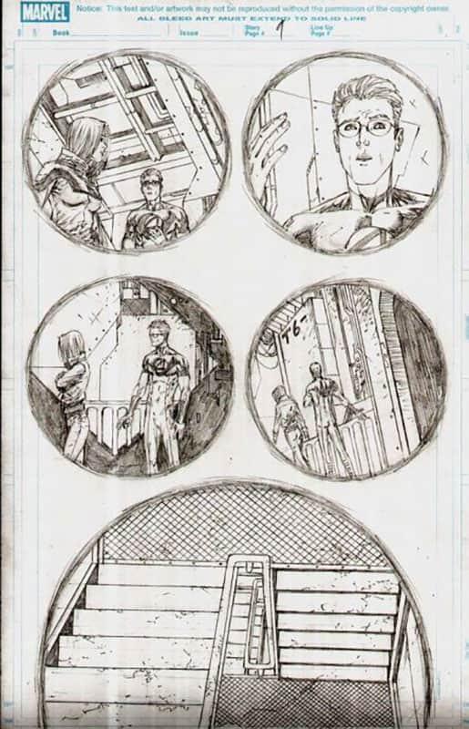 Ultimate Fantastic Four #54 pg 9