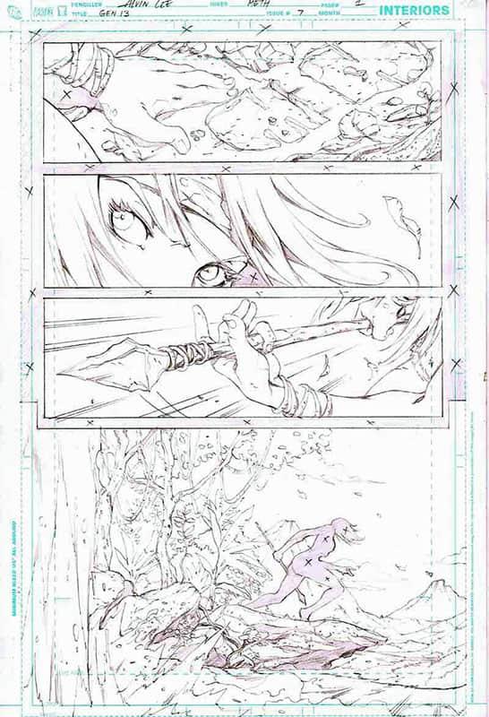 Gen 13 #7 pg 1