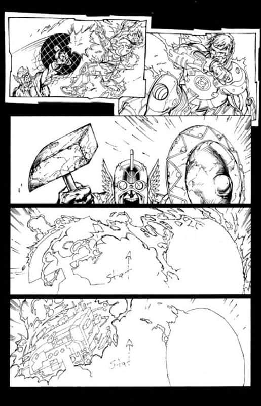 Green Lantern Corps #53 pg15