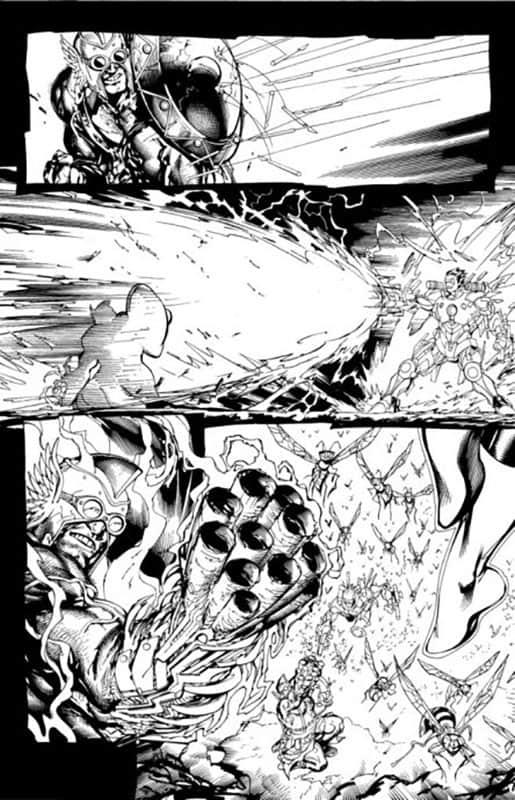 Green Lantern Corps #53 pg19