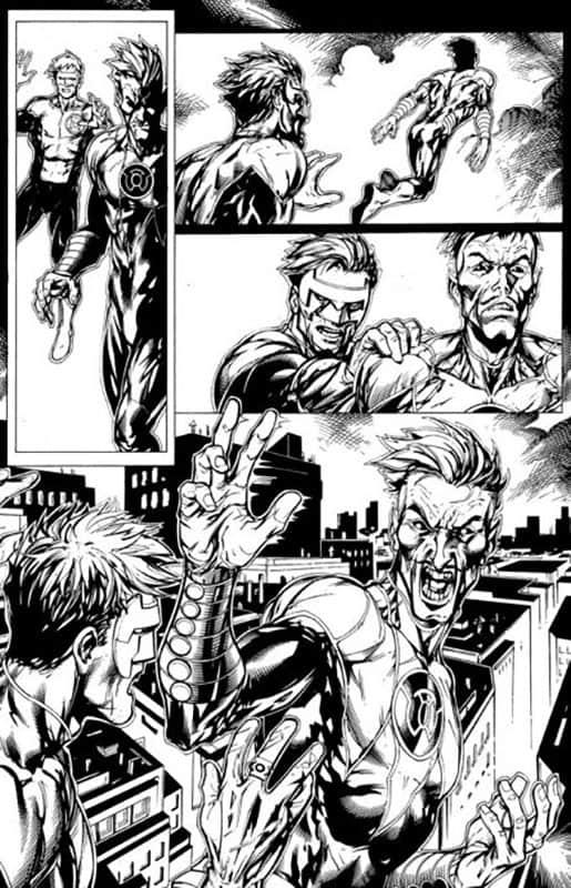 Green Lantern Corps #53 pg23