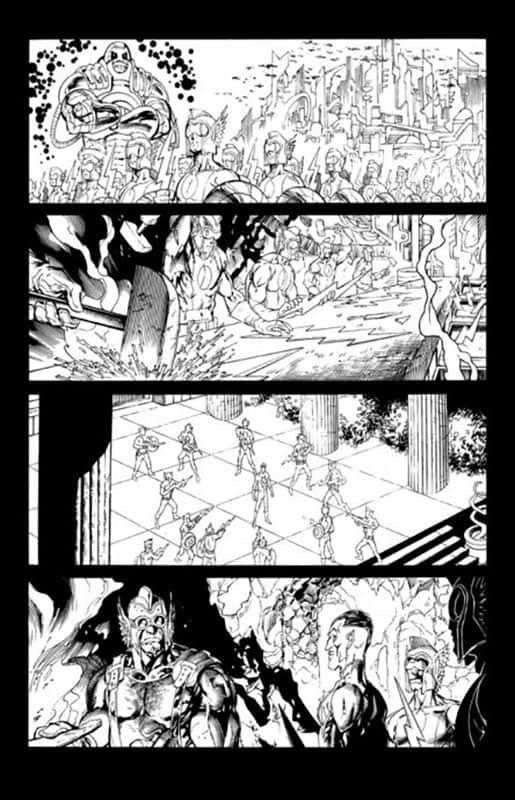 Green Lantern Corps #54 pg14