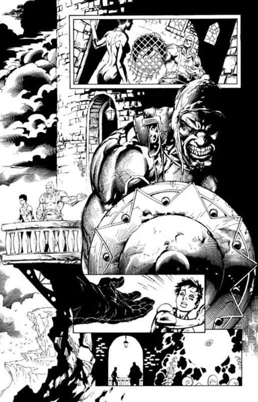Green Lantern Corps #54 pg16