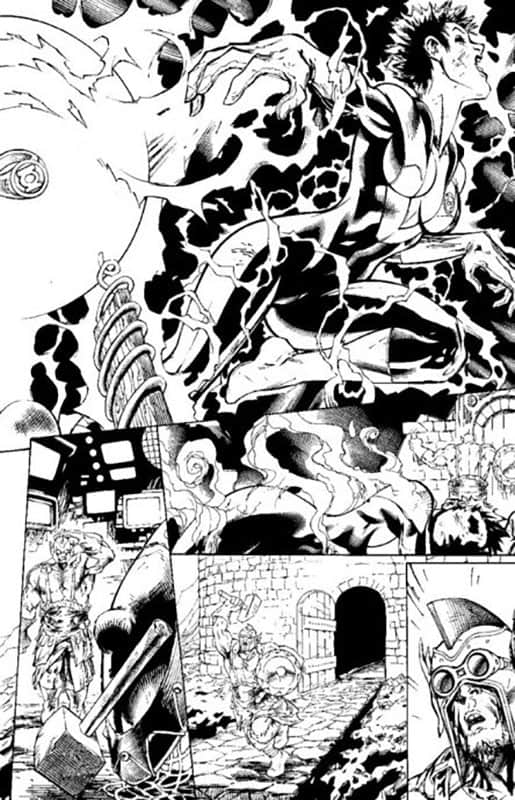 Green Lantern Corps #54 pg 21