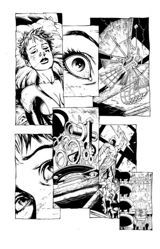 Green Lantern Corps #54 pg 9