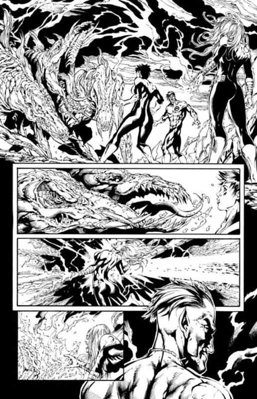 Green Lantern Corps #56 pg20