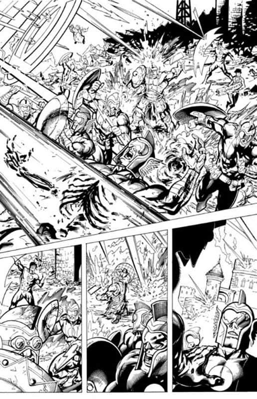Green Lantern Corps #56 pg 8