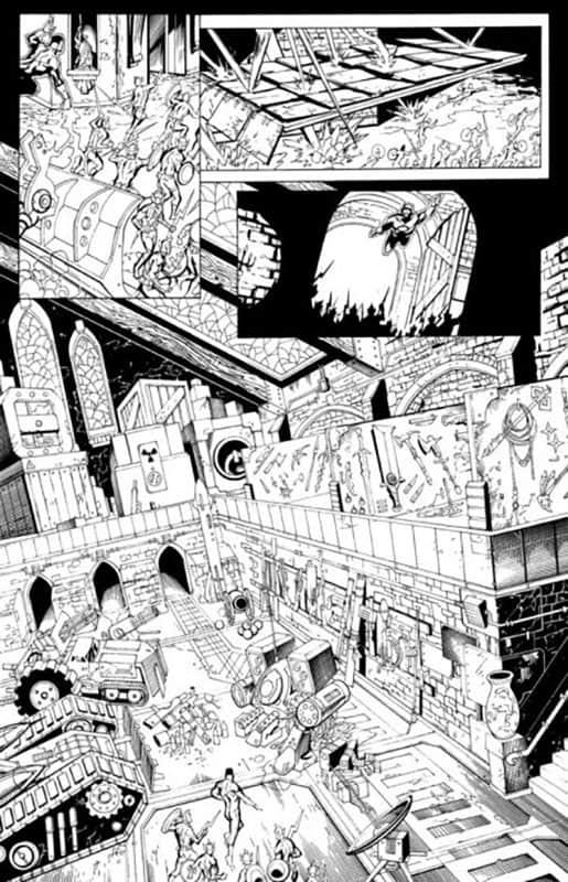 Green Lantern Corps #56 pg 9