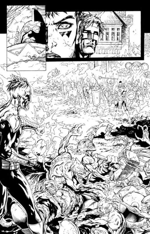 Green Lantern Corps #57 pg 3