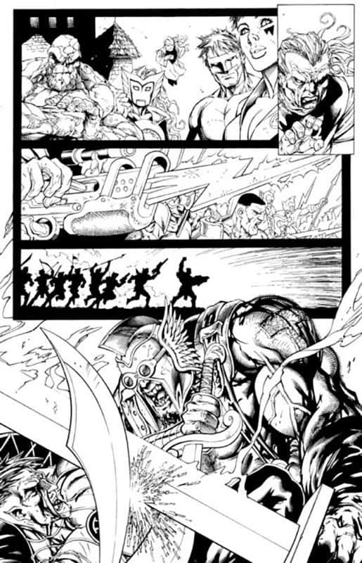 Green Lantern Corps #57 pg 9