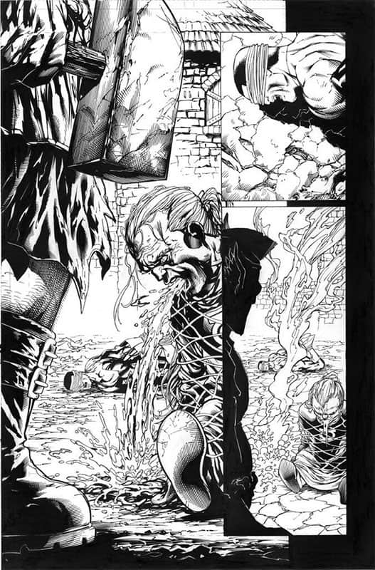 Green Lantern Corps #55 pg12