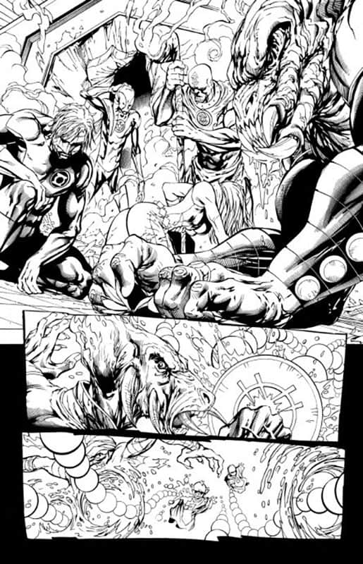GL: New Guardians # 4 pg 5