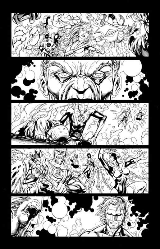GL: New Guardians # 4 pg 9