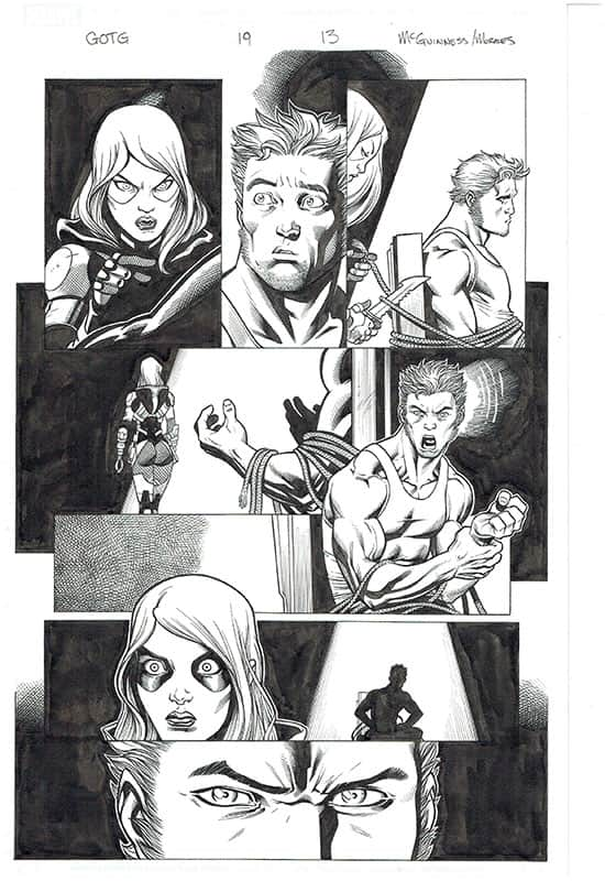 Guardians of the Galaxy #19 pg13