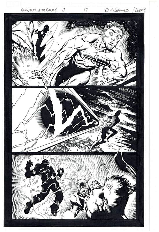 Guardians of the Galaxy #19 pg17