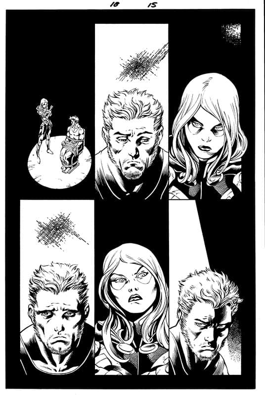 Guardians of the Galaxy #18 pg15