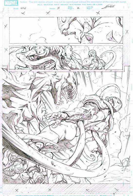 Heroes for Hire # 14 pg  2