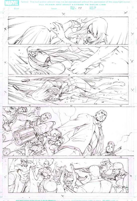 Heroes for Hire # 14 pg11