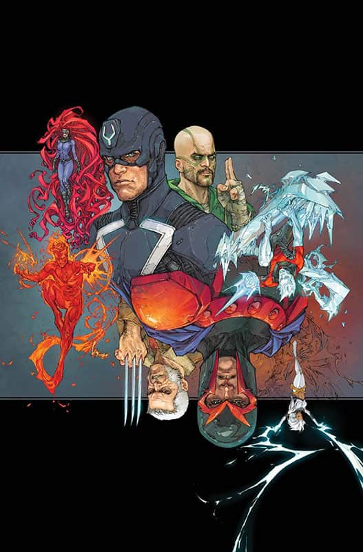 Inhumans vs. X-Men # 1