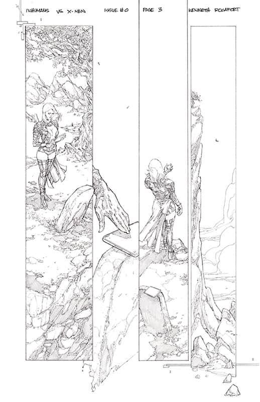 Inhumans vs. X-Men # 0 pg 3