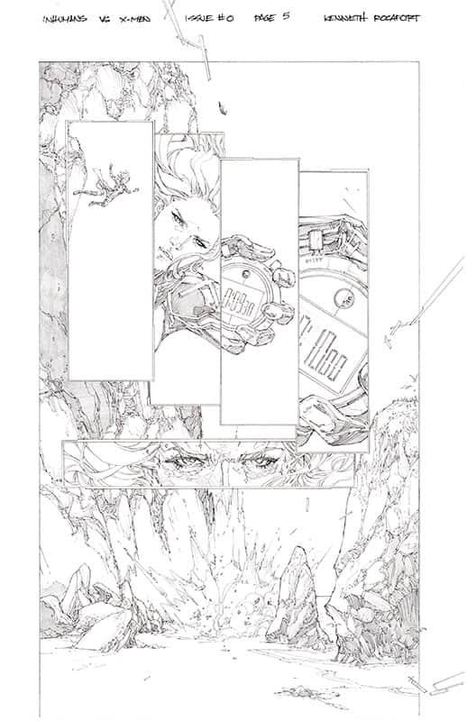 Inhumans vs. X-Men # 0 pg 5