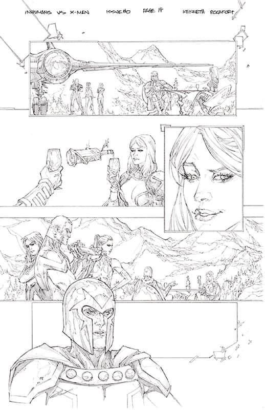 Inhumans vs. X-Men # 0 pg14