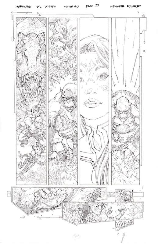 Inhumans vs. X-Men # 0 pg20