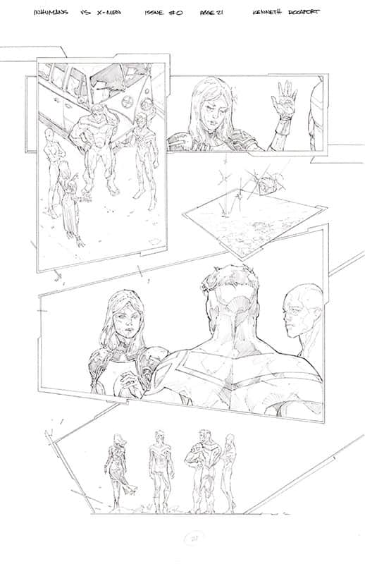 Inhumans vs. X-Men # 0 pg21
